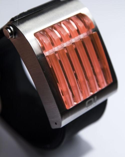 Модные наручные часы 01TheOne Goa Wave gw102g3