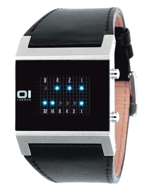 Культовые бинарные часы 01TheOne Kerala Trance kt102b1