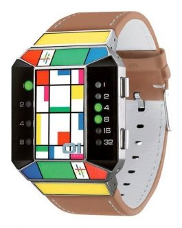Led часы 01TheOne Art Edition sc131g1