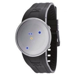 Бинарные часы 01TheOne Slim Round slr113b3