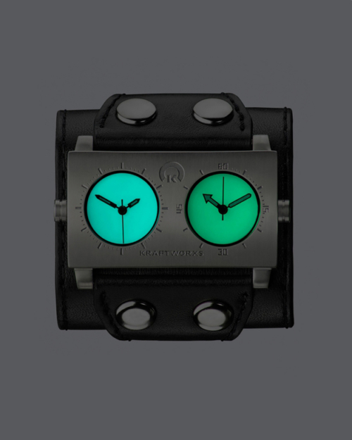Kraftworxs Dualtime Mint/Green
